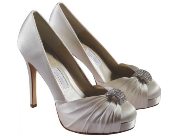 dyeable wedding shoes wedges : Wedding Favors