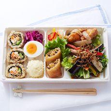1/2日分の野菜が摂れる 彩りSalad bento(玄米ロール)ROCK FIELD CO.,LTD. - RF1 - アール・エフ・ワン -