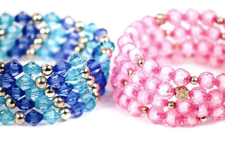 Cristales en dos diseños artesanales. Encuéntralas en tu Tienda Maga: www.latiendademaga.com