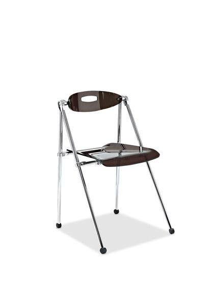 Telescope Folding Chair by Pearl River Modern NY