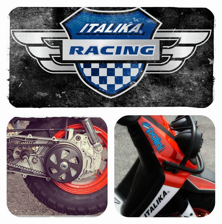 Motocicletas, polini, Motos Italika, Racing Italika, Ws