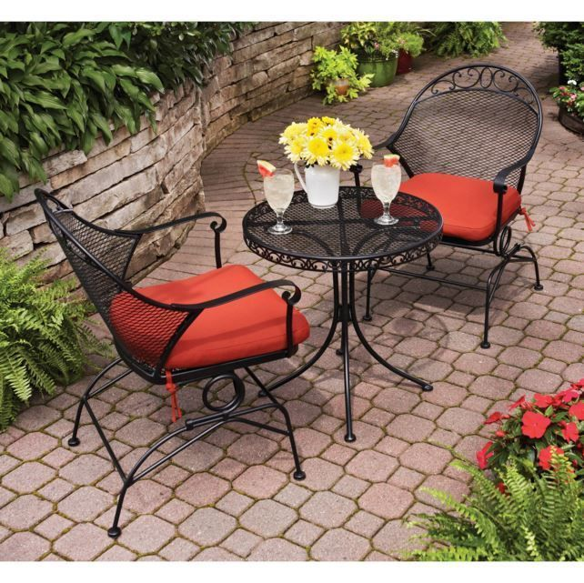 Best Outdoor Patio Furniture Images On Pinterest Patios - Better homes gardens patio furniture