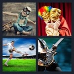 76 best 4pics1word images on pinterest adventure travel 4 pic 1 word game cheat code for 4 letters expocarfo