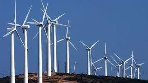 Energía renovable: -Eólica, utiliza la fuerza del viento.