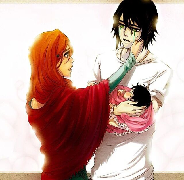 Orihime and Ulquiorra