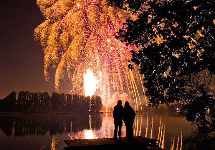 Victoria Park fireworks - Fri 6 Nov 7pm