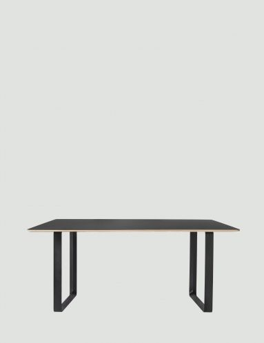 70/70 - Modern Scandinavian Design Dining Table by Muuto - Muuto