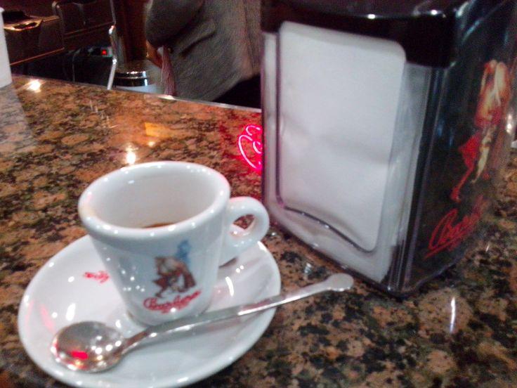 Barbera espresso cup & napholder