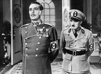 Charlie Chaplin, Reginald Gardiner, The Great Dictator