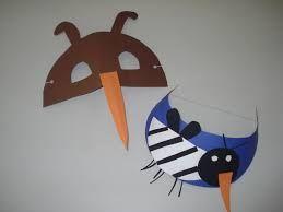 Resultado de imagem para mascara de mosquito da dengue para criancas