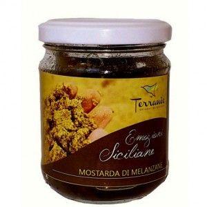 Mustard of eggplant   http://www.siciliainweek.it/en/sicilian-eggplant-sicilian-parmigiana/481-mostarda-di-melanzane.html