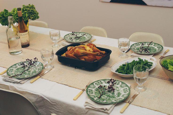 Kerstrecept: Bresse kip met rozemarijn, citroen en krokante aardappeltjes