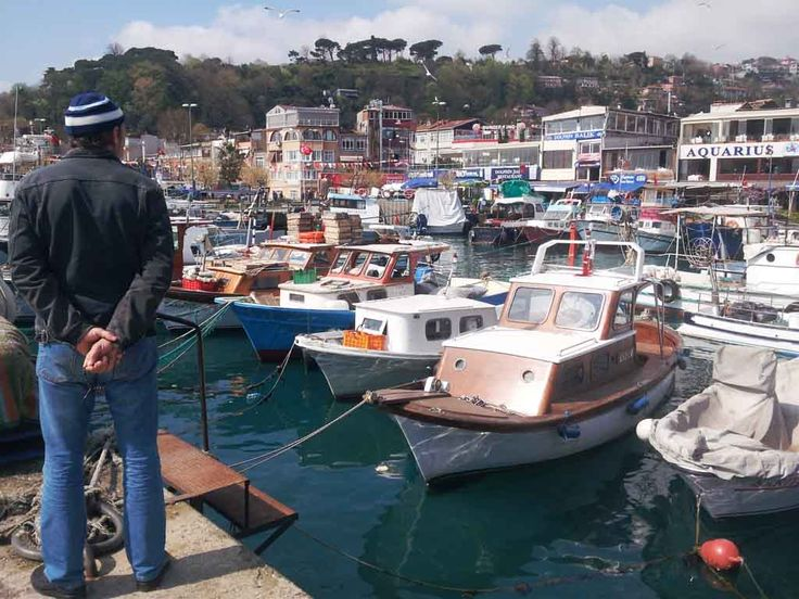 Sariyer is a friendly neighborhood of Istanbul, on the shores of the Bosphorus towards the Black Sea, on the European side of the city.