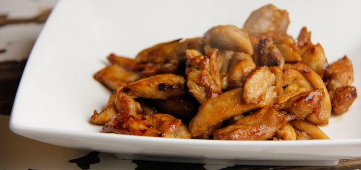 Met dit supersimpele recept maak je zelf eenvoudig Japanse kip teriyaki.