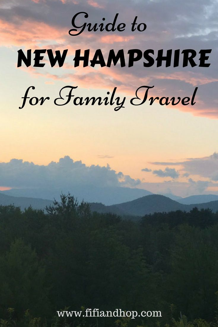 Our latest Travel Exchange series takes us to the beautiful state of New Hampshire. Mountains, lakes and rivers make up this adventurous state providing activities like hiking, tubing, swimming and more. See our guide for why it is such a fun and adventurous place for family travel.