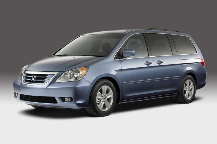 Outstanding 2007 Honda Odyssey Photos Gallery