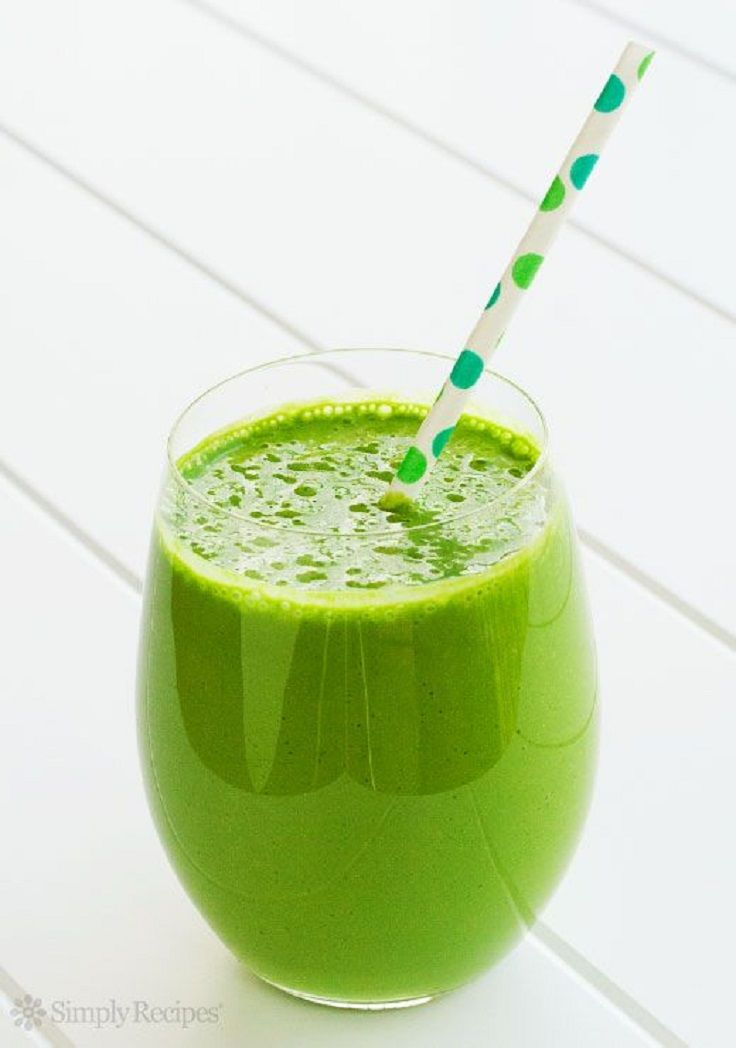 Top 10 Tasty Ideas for Detox Green Smoothie