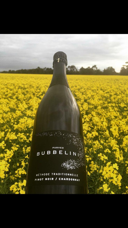 Yellow fields #bubbelini