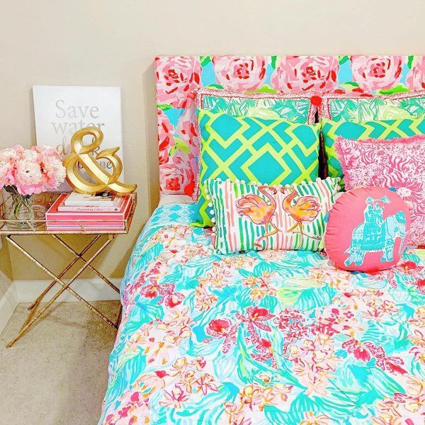 Lilly Pulitzer Orchid Sheet Set Lilly Pulitzer Room Bed Decor