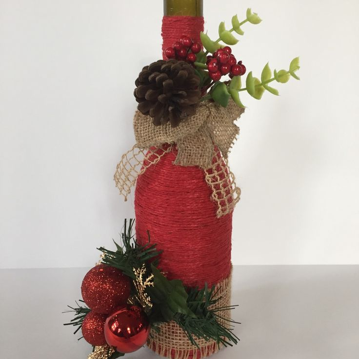 Need a unique hostess gift? Tired of giving that same old bottle of wine? Only 2 of these beautiful bottles left in stock!