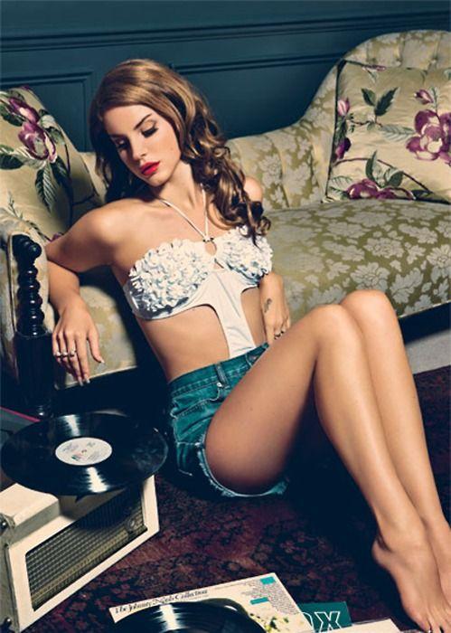 """Lana del Rey, portada del número 675 de Mujer hoy: """"Soy fiel a mí misma"""""""