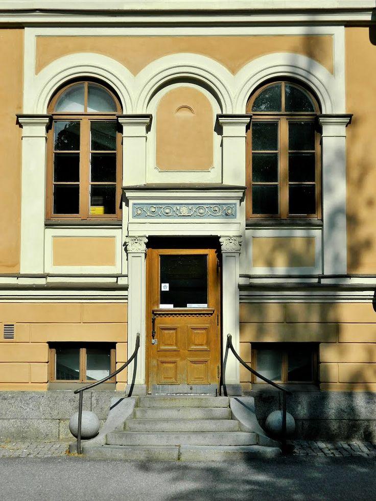 Door & windows. Vaasa Finland.