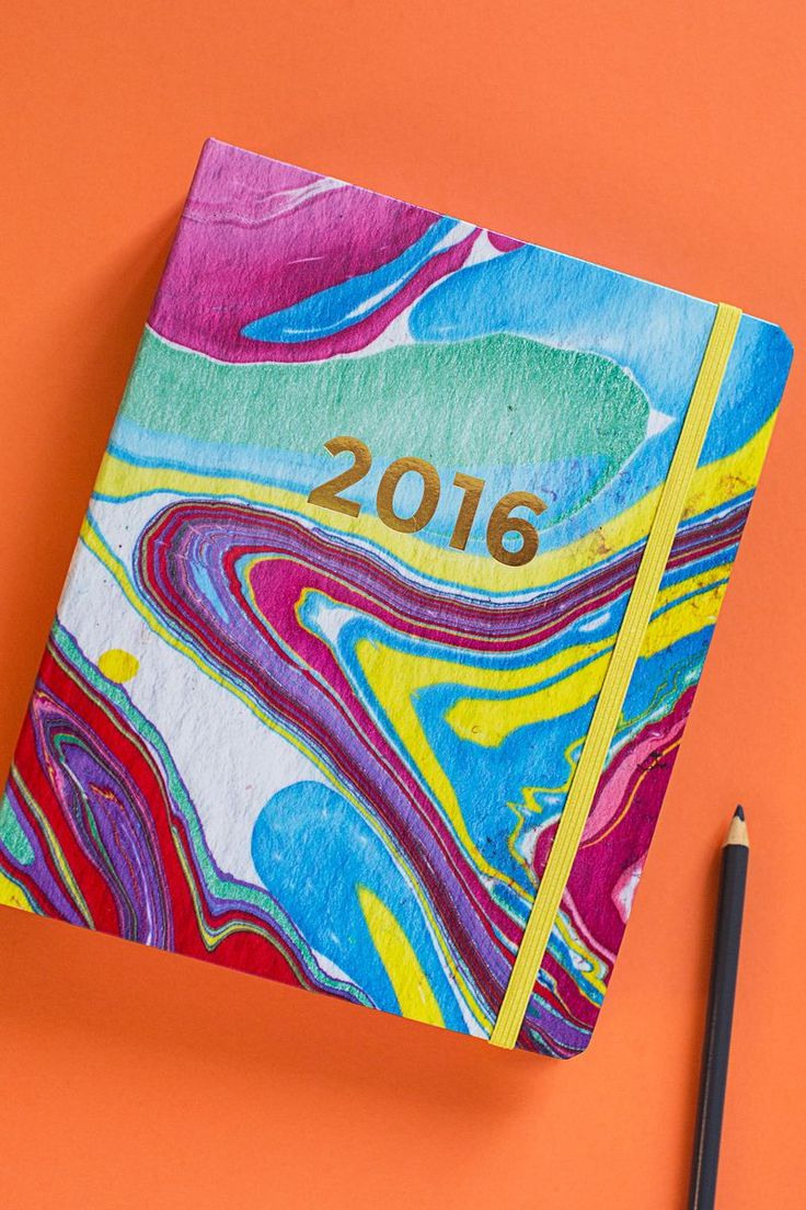 Our 2016 Planner Is Here!!!!!! (And It's Spiral Bound!) | A Beautiful Mess | Bloglovin'
