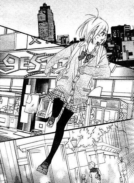 #Renren #Zakari #RenrenZakari #mangacap #manga #mangacaps #monochrome #romance #school #school life #shoujo #drama