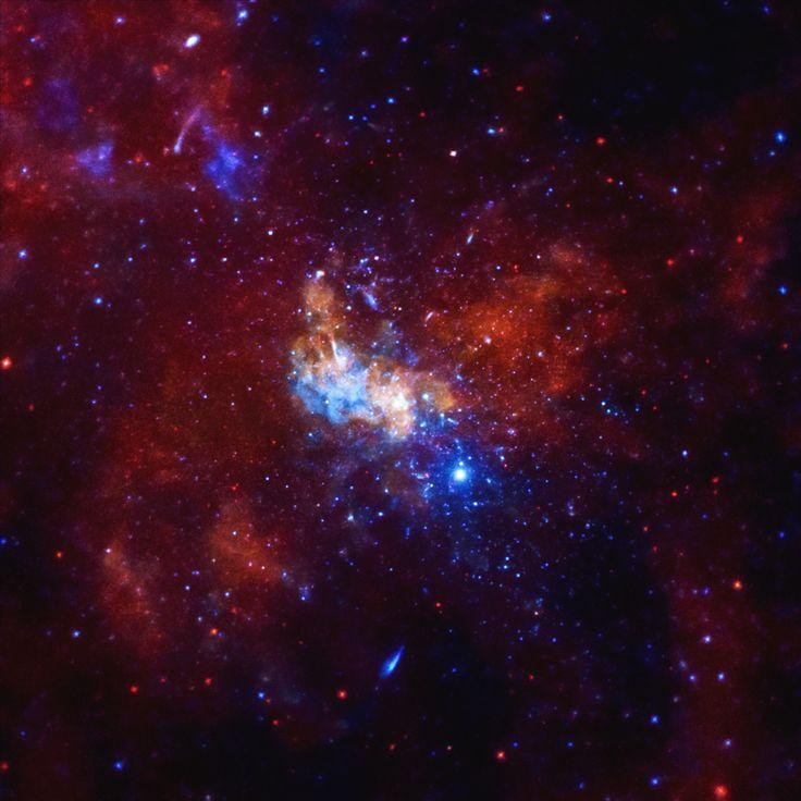 NASA X-ray Telescopes Find Black Hole May Be a Neutrino Factory | NASA