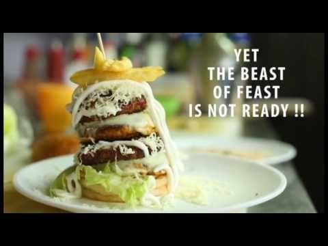 OH MY GOD BURGER (the biggest burger in nasik)
