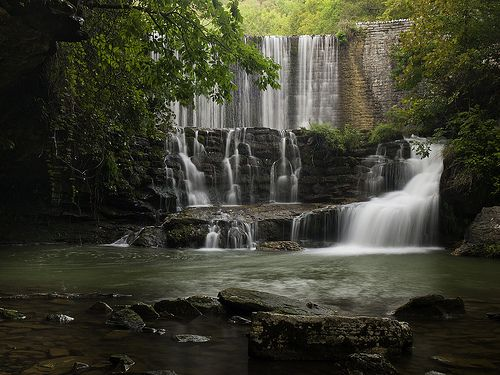 Blanchard Springs, Ozark National Forest, Mountain View, Arkansas
