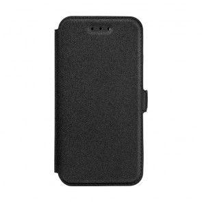Husa Samsung Galaxy S8 Plus, Piele Ecologica, Stand Birou, Toto, Culoare Negru