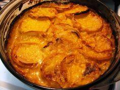 Skinny Scalloped Potatoes Gratin by colleengreene