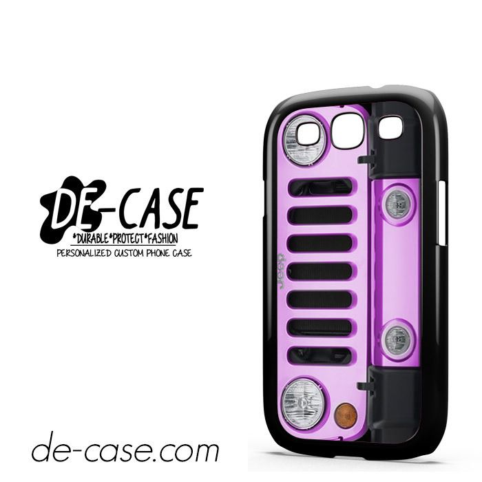 Jeep DEAL-5845 Samsung Phonecase Cover For Samsung Galaxy S3 / S3 Mini