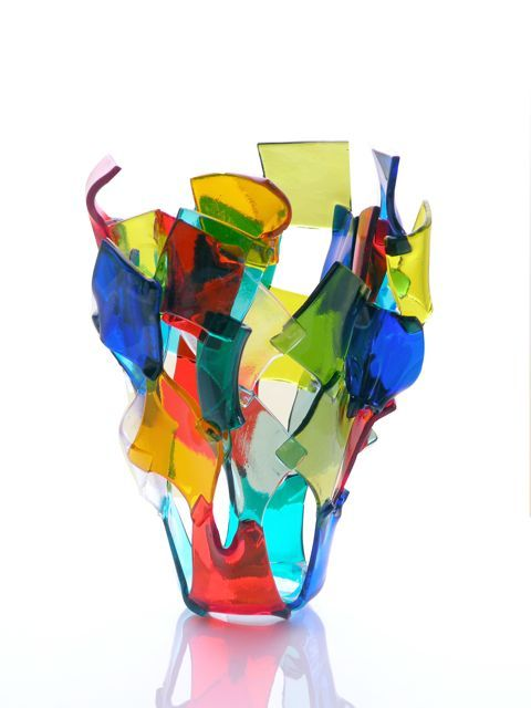 Candelero Cuadritos Grande | Caterina Fuscaldo