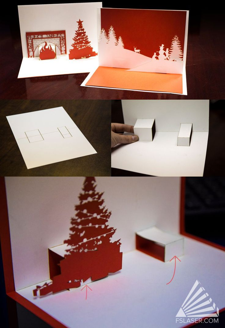 10 best images about christmas pop up cards on pinterest christmas trees paper houses and. Black Bedroom Furniture Sets. Home Design Ideas