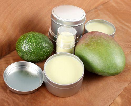 How to Make Mango Avocado Balmy Salve to Help Treat Skin Problems