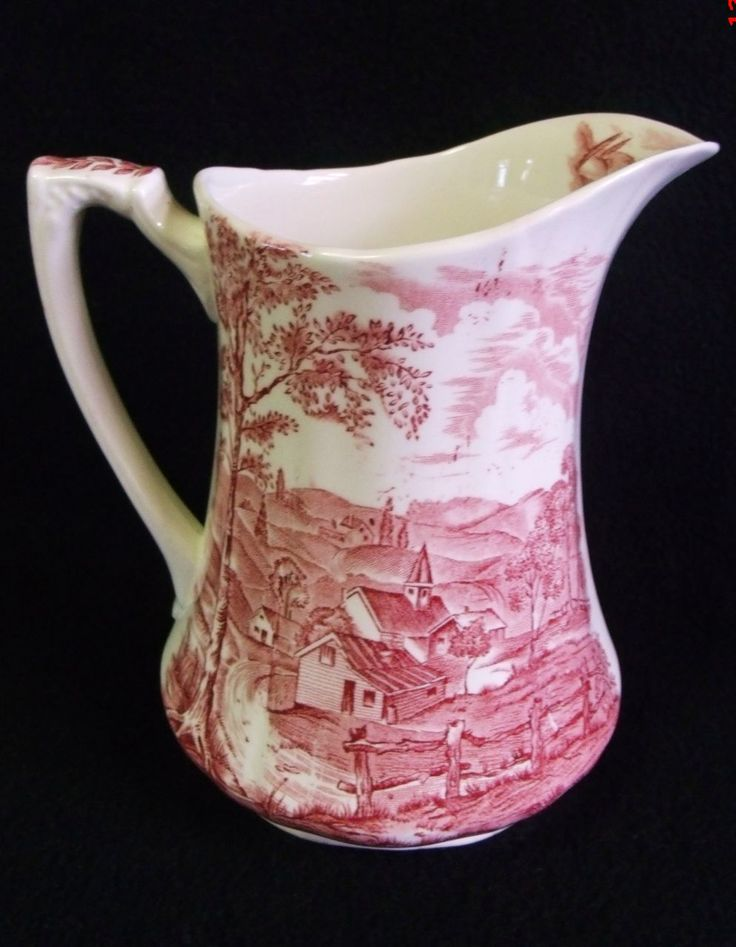 Alfred Meakin Pitcher