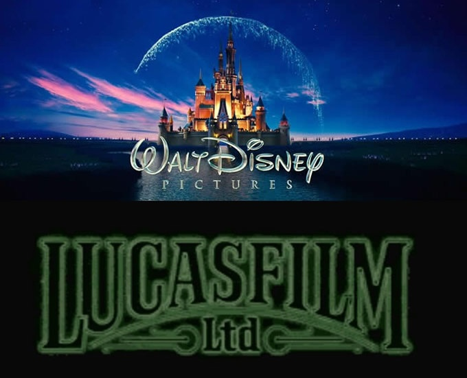 Walt Disney Buys Lucasfilm $4 Billion and Star Wars 7 in 2015!