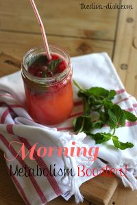 How To Make A Morning Metabolism Booster Drink