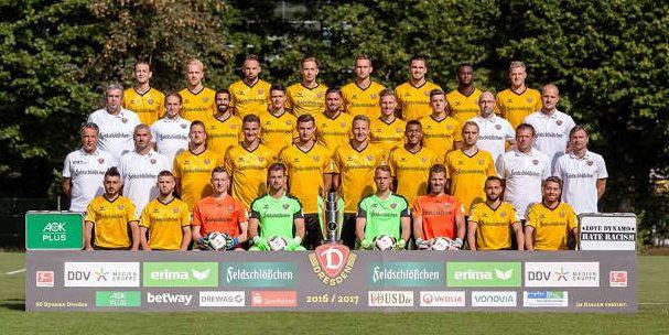 Dynamo Dresden lehnt DFB-Strafantrag ab. Dynamo Dresden: Der Kontrollausschuss des Deutschen Fußball-Bundes ...