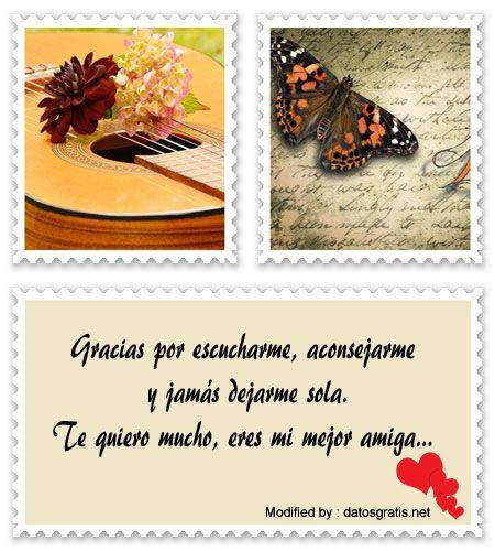 frases y tarjetas de amistad para compartir,buscar frases de amistad:  http://www.datosgratis.net/frases-para-mi-mejor-amiga-de-amistad/