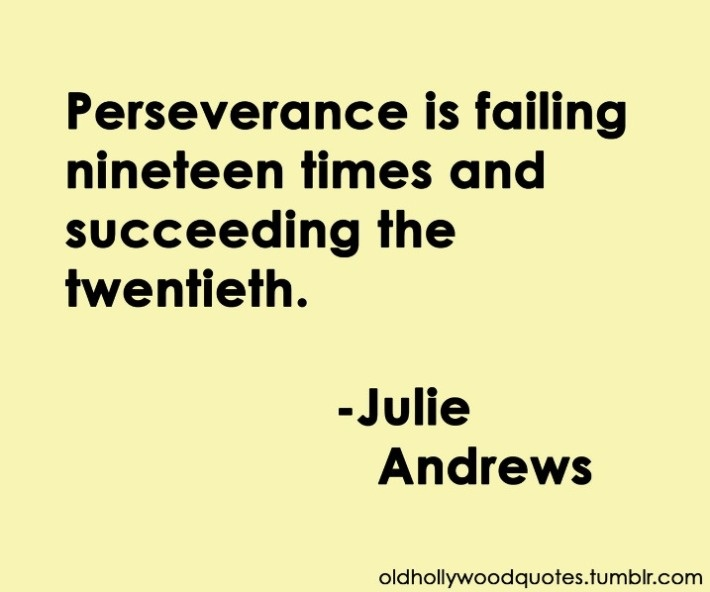 Persistence Motivational Quotes: 72 Best Images About Persevere On Pinterest