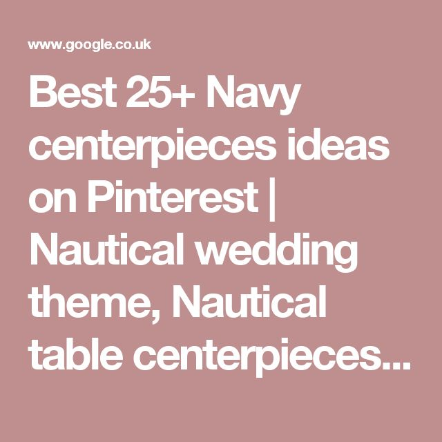 best 25 nautical table centerpieces ideas on pinterest. Black Bedroom Furniture Sets. Home Design Ideas