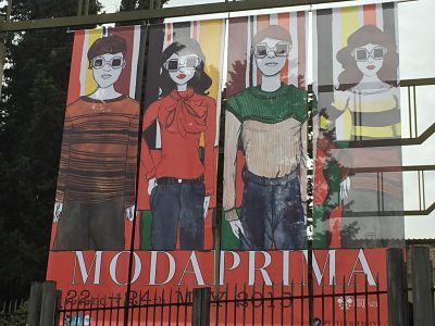 Modaprima in Florence impression by an indipendent blogger #modaprima78
