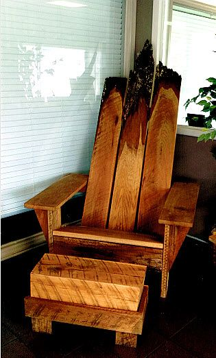 Big Man Adirondack King Chair By Signature Chairs, Http://bigmanchair.com