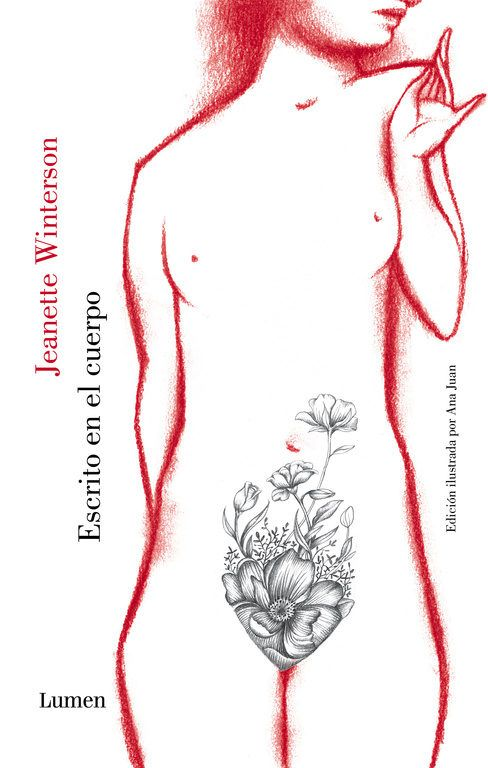 Escrito en el cuerpo / Jeanette Winterson https://cataleg.ub.edu/record=b2218837~S1*cat Las páginas de esta novela, una de las más celebradas de la obra de Jeanette Winterson, contienen una historia de amor llena de sensuales evocaciones sobre los placeres de la carne, y ponen en tela de juicio todas las convenciones que existen en torno a la pareja.