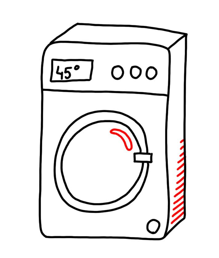 How to Doodle a Washer: https://iqdoodle.com/how-to-doodle-washer/