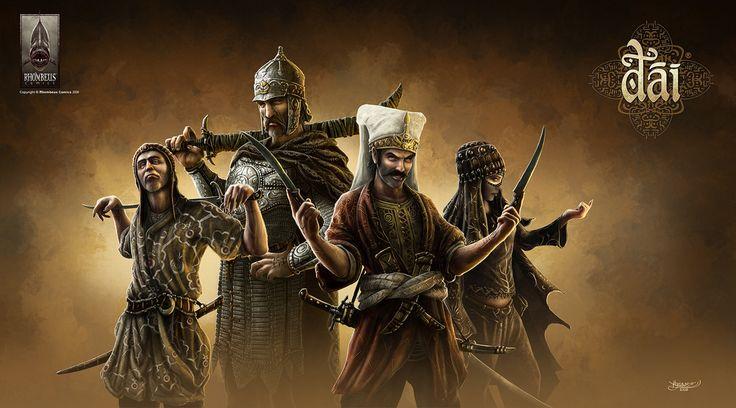 l'armée ottomane tiré d'un jeu, ont peut voire un Sipahi et un Janissaire