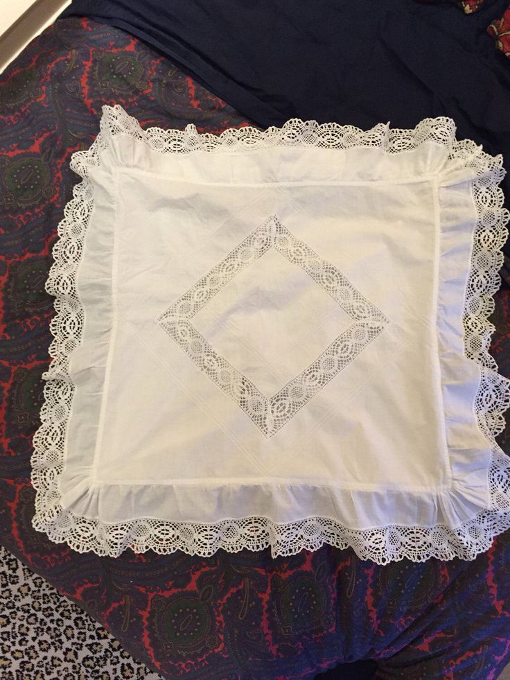 A personal favourite from my Etsy shop https://www.etsy.com/uk/listing/516613913/2-antique-pillowcases-shams-1900